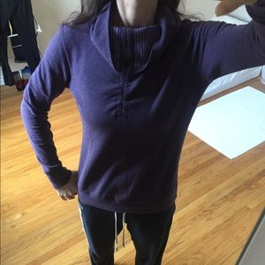 Lululemon In a Cinch Reversible Pullover (unworn!)
